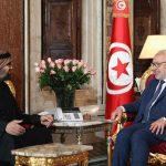 """الغنوشي: البرلمان مستعدّ لسنّ تشريعات مُلائمة """"للإخوة العرب المُستثمرين"""""""