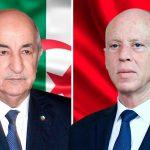 في اتصال هاتفي بسعيّد: رئيس الجزائر يؤجّل زيارته إلى تونس