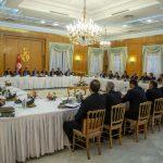 اجتماع بين وزيري الداخلية والصحة والولاة.. ونحو تشديد اجراءات التوقي من كورونا