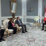 خطة مقاومة كورونا: سعيّد يلتقي وزير الصحة ونصاف بن علية وشكري حمودة