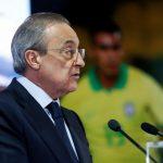 كورونا يحوم حول رئيس ريال مدريد