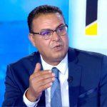 المغزاوي: النهضة أرادت بمشروع العتبة معاقبة أحزاب أسقطت حكومة الجملي