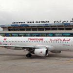 وزارة النقل: تعليق كلّ الرحلات الجوية من وإلى المطارات التونسية