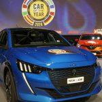 """""""بيجو 208"""" تفوز بجائزة سيارة العام في أوروبا"""