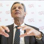 كورونا يضرب رئيس الاتحاد السويسري لكرة القدم