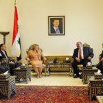 منهم بن فرج ومباركة البراهمي: نوّاب سابقون يُطلقون مبادرة لاعادة العلاقات مع سوريا