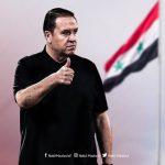 نبيل معلول يُعلن عن تعاقده مع المنتخب السوري