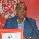 الناصيري يتخلّف عن رحلة الوداد لتونس