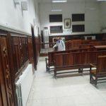 تعقيم كل محاكم العاصمة بعد مثول مُتهمين قادمين من إيطاليا