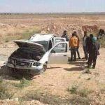 """تعرّض سيارة تنقل عيّنة لمواطن يشتبه باصابته بـ""""كورونا"""" لحادث مرور"""