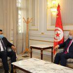 الغنوشي لمعروف: يجب تلبية نداءات التونسيين العالقين بالخارج