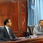 المكّي يلتقي بصفاقس ممثلين عن نقابات القطاع الصحي