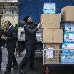 دفعة مساعدات ثانية لتونس من جاك ما