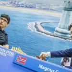 فتى ايراني يُطيح ببطل العالم للشطرنج