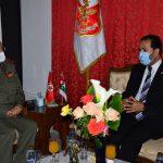 """الأردن تمنح وزارة الدفاع 2500 علبة من دواء """"كلوروكين"""""""