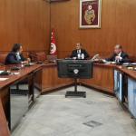 اجتماع خماسي حول تمويل المؤسسات المتضررة من كورونا