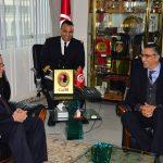 بلوم : أمريكا مُلتزمة بدعم القدرات العملياتية للمؤسسة العسكرية التونسية