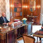وزير الدفاع يؤكد جاهزية الجيش لمجابهة كل الطوارئ مع تطورات الأوضاع بليبيا
