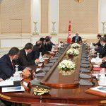 مجلس الأمن القومي يُقرر التمديد في الحجر الصحي الشامل ومراجعة توقيت منع الجولان