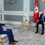 الرئاسة: سعيّد أوصى الفخفاخ بالتسريع في توزيع المساعدات