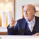 بلاتر يؤكد وجود تدخّل سياسي لمنح قطر مونديال 2022