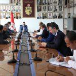 وزير الرياضة يلتقي ثلّة من رؤساء الجامعات الرياضية