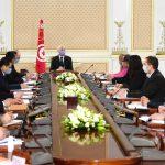 رئاسة الجمهورية: تونس ترفض أي تقسيم لليبيا