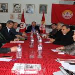 اتحاد الشغل يُطالب بضمان أجور عمال القطاع الخاص وبالتراجع عن إلغاء وصولات الأكل
