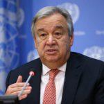 أمين عام الأمم المتحدة : كورونا فرض مخاوف من نزاعات وحروب في العالم