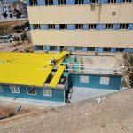 معز إدريس: فريبا تسليم الوحدة الصحية covid 19 لمستشفى سهلول (صور)