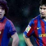 جماهير برشلونة تصفع ميسي