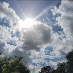 طقس اليوم: أمطار رعدية والحرارة تصل لـ33 درجة