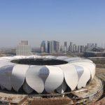 الصين تبدأ بناء أكبر ملعب في العالم