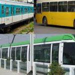 نقل تونس : تقليص عدد الركاب الى النصف .. وتعليق التداول النقدي للتذاكر