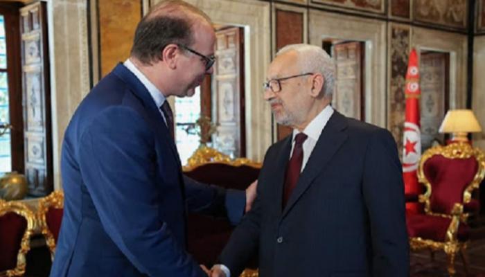 """بعد إعلام الأحزاب والاستعداد الرسمي: النهضة ترفض توقيع وثيقة """"التضامن الحكومي """""""