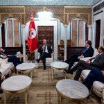 رئاسة الحكومة: لقاء مأدبة الافطار أكد على تعزيز التعاون صلب الائتلاف الحكومي