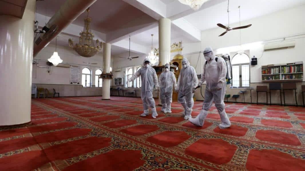 قبل اعادة فتحها: كراس شروط نُحدد اجراءات السلامة بالمساجد