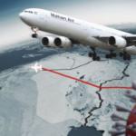 """تحقيق لـ""""بي بي سي"""": شركة طيران إيرانية وراء انتشار """"كورونا"""" بالشرق الأوسط"""