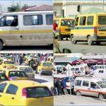 وزارة النقل: اجراءات جديدة لفائدة النقل العمومي غير المنتظم للأشخاص