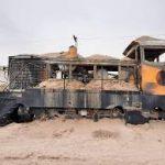 قفصة: التحقيق في حريق قاطرة جرّ عربات تابعة لشركة فسفاط قفصة