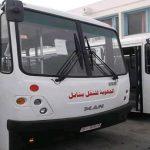 نابل: خسائر مادية في حريق بمستودع حافلات شركة النقل