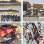 مصر: القضاء على 19 ارهابيا بسيناء وحجز ترسانة من الأسلحة