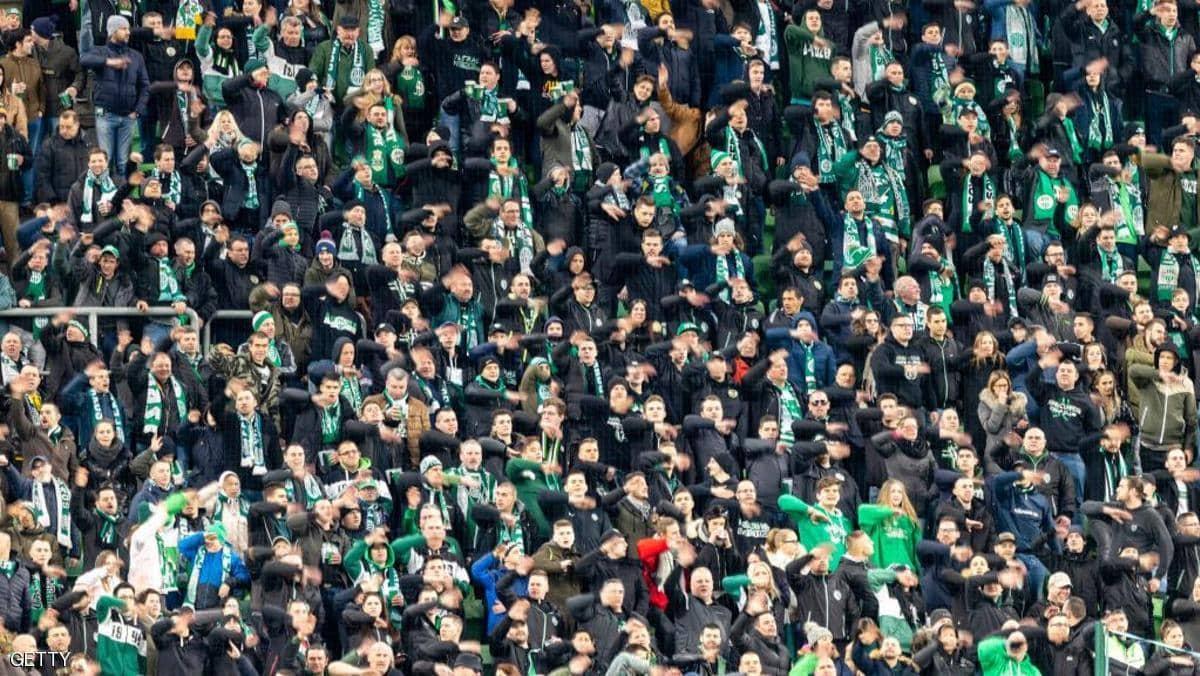 المجر تسبق كلّ أوروبا: جماهير الكرة تعود الى الملاعب