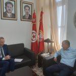 الطبوبي لممثل البنك الدولي بتونس: يجب مراجعة خيارات اقتصادية ثبت فشلها