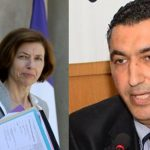 وزير الدفاع يبحث مع وزيرة الجيوش الفرنسية الوضع في ليبيا