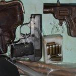الداخلية: الكشف عن شبكة للإتجار بالأسلحة في 3 ولايات (صور)