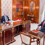 قيس سعيد لوزير الخارجية: كثفوا الجهود لإجلاء كل التونسيين بالخارج