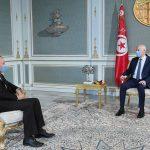 للمرة الثانية: قيس سعيّد يستقبل وزير الشؤون الاجتماعية