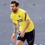 برشلونة يجري حصّته التدريبية الأولى