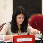 نسرين العماري: تحالف النهضة وائتلاف الكرامة بالبرلمان اصبح خطرا على تطبيق القانون